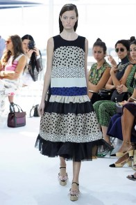 Delpozo New York RTW Spring Summer 2016 September 2015