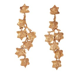 Madina Visconti - Ivy Vine Earrings - Available on www.artemest.com