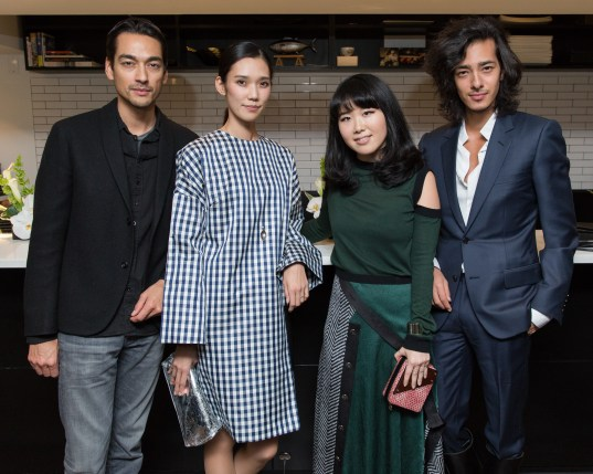 Tenzin Wild, Tao Okamoto, Hanako Maeda, Ansoni Iwahori