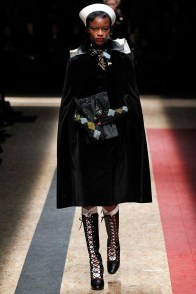 Prada Milan RTW Fall Winter 2016 February 2016
