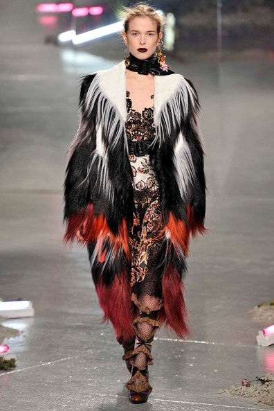 Rodarte New York RTW Fall Winter 2016 February 2016