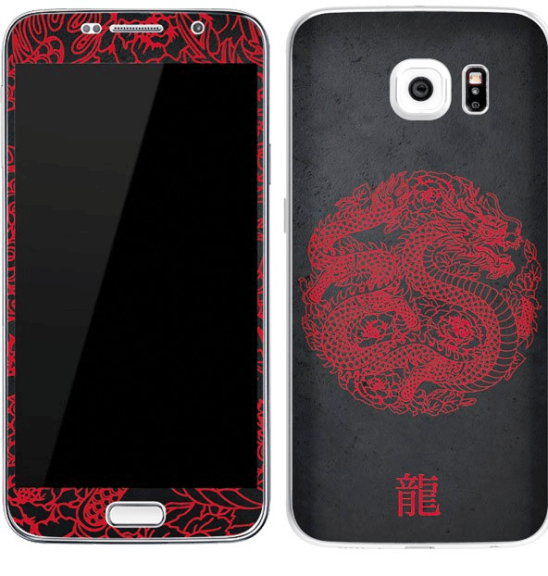 Samsung Galaxy Note 7 decals - Top 10