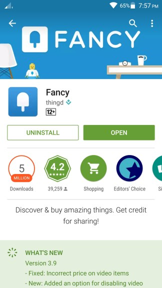 How To Use Fancy App?