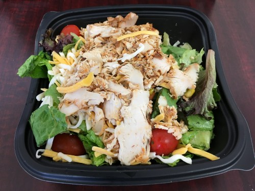 Medium Of Mcdonalds Southwest Salad
