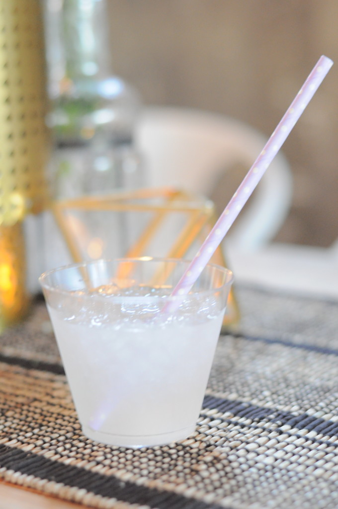 Cathead Vodka sparkling lemonade