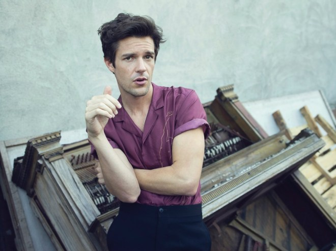 Brandon Flowers ©Williams &Hirakawa
