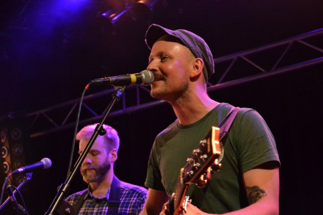 Henry Parker and the Lowered Lids 3, live at Lido Jul 16, (c) Dörte Heilewelt