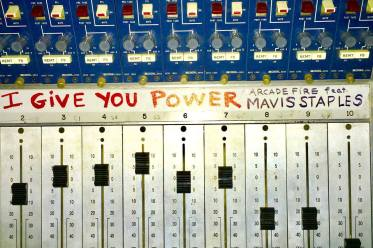 Arcade Fire I Give You Power
