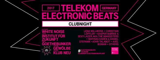 Telekom Electronic Beats Clubnight
