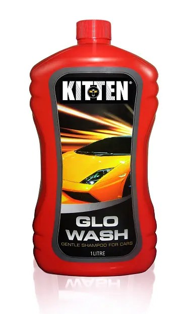 Kitten Glo Wash Review and Giveaway!