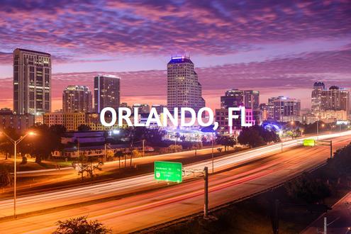 Palm Beach To Orlando Fl