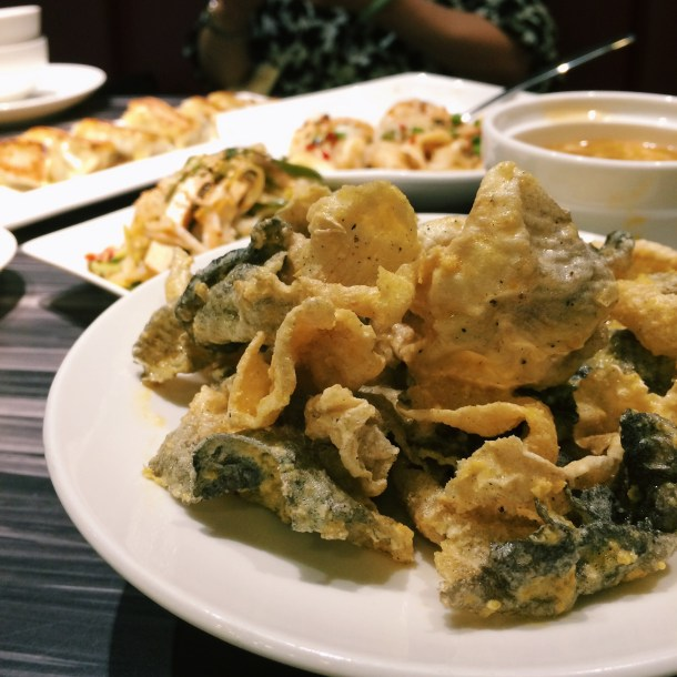 The ultimate guide to salted egg yolk dishes in singapore for Salted egg fish skin