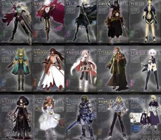 Fate-Apocrypha-Servants