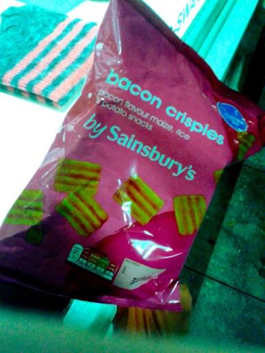 bacon crispies