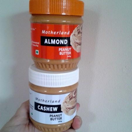Tasty peanut butter