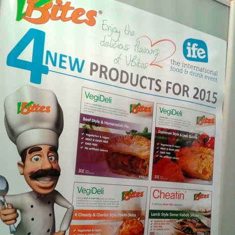 New products from VBites