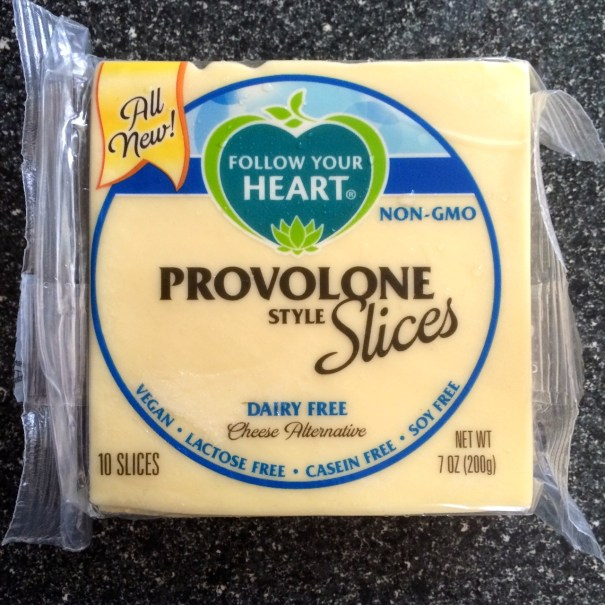 follow your heart vegan provolone style slices