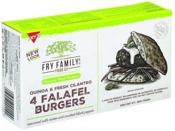 150804 - Falafel Burgers