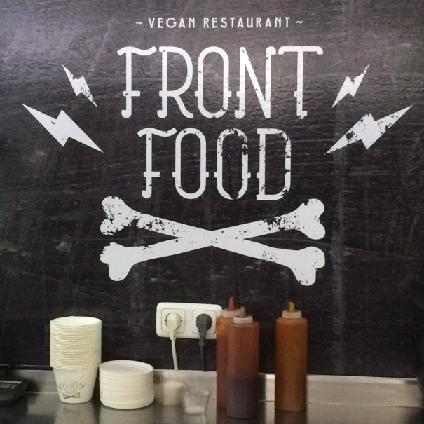 Front Food counter