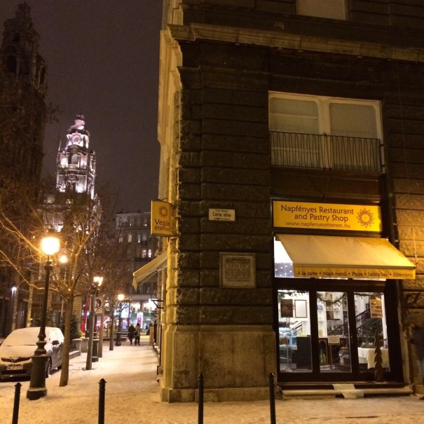 napfenyes restaurant and pastry shop