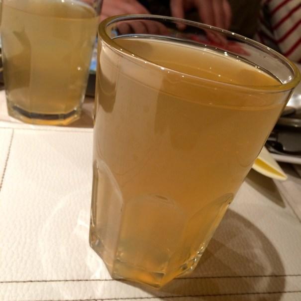 rose lemonade