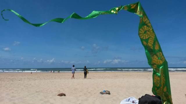 beach and vsc flag