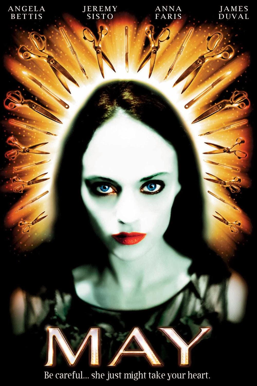 Poster do filme May - Obsessão Assassina