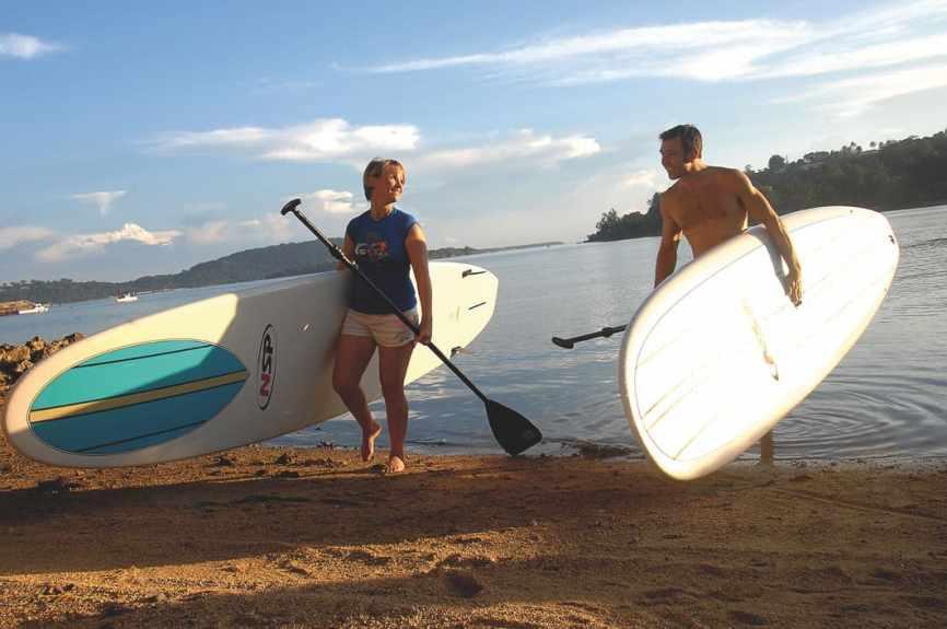 Fatumaru activites - standup paddle 3