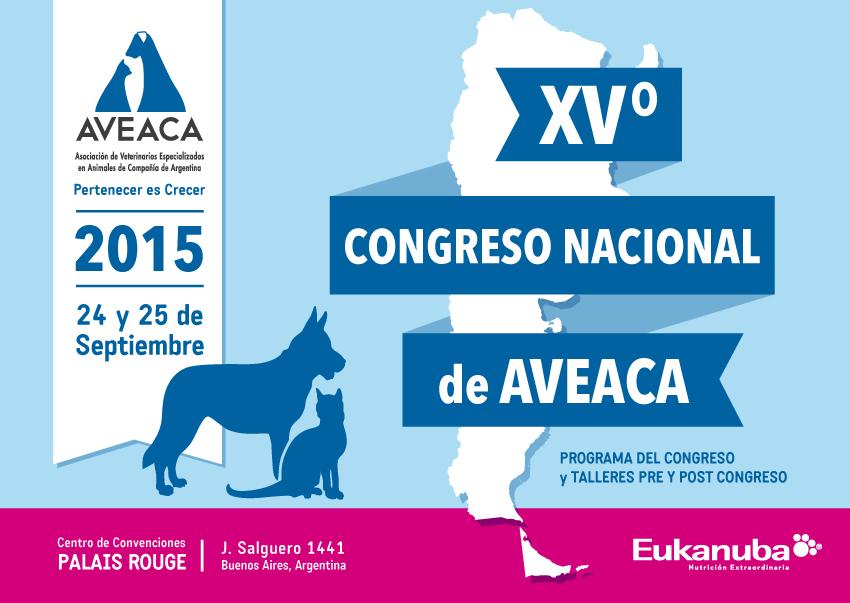 Congreso Nacional AVEACA Fernando Pedrosa Veterinario Fauna Vets