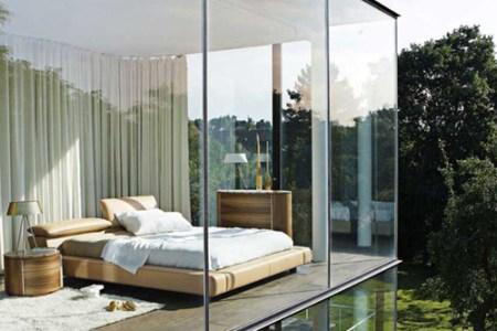 architecture bedroom creative gl room favim.com 43294
