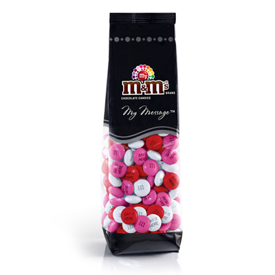 7oz Bag Personalized M&Ms