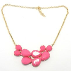 Amazon Bib Bauble Necklace