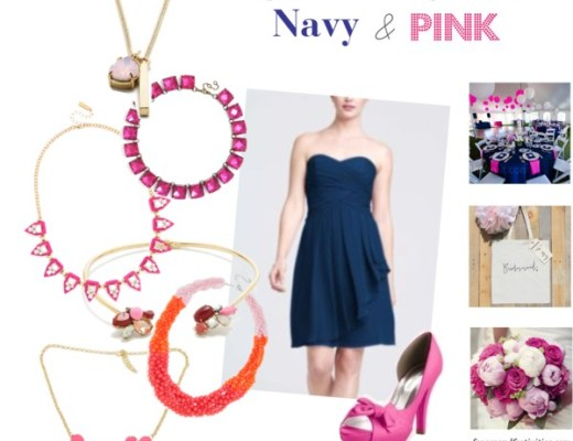 Bridesmaid Baubles Polyvore