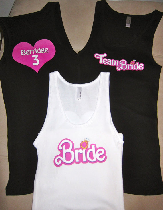 Bundle Bride and Bridesmiad Bundle