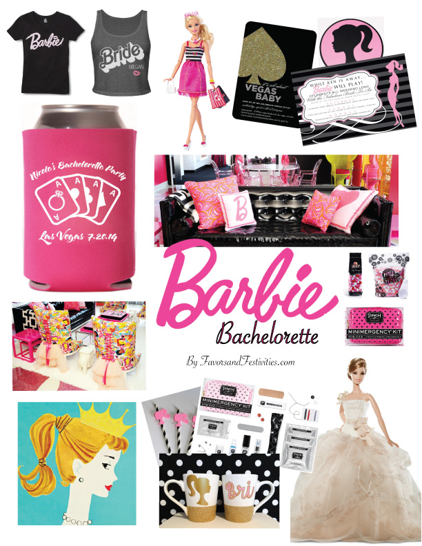 Barbie-Bachelorette-Collage