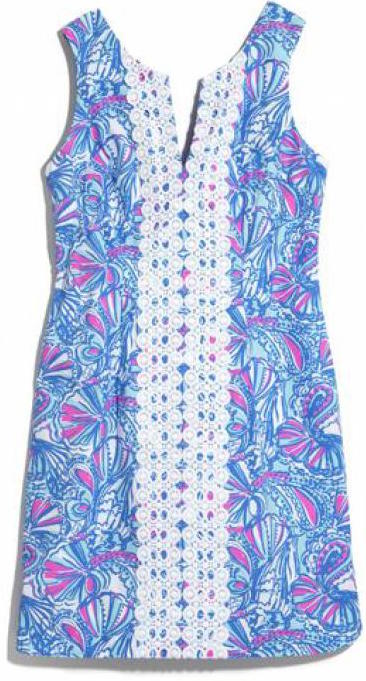Lilly for Target Shift Dress (My Fans)