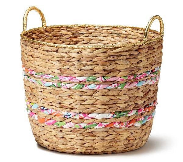 Lilly for Target Woven Basket