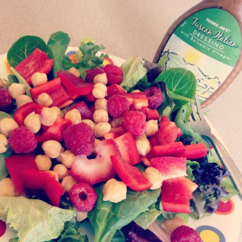 Salad for Bikini Body Diet