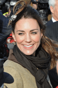 Kate Middleton Fascinator
