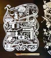Our Made by Julene Papercut