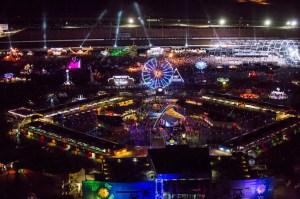 Photo of EDC Las Vegas 2014