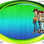 placa elipse   Toy Story