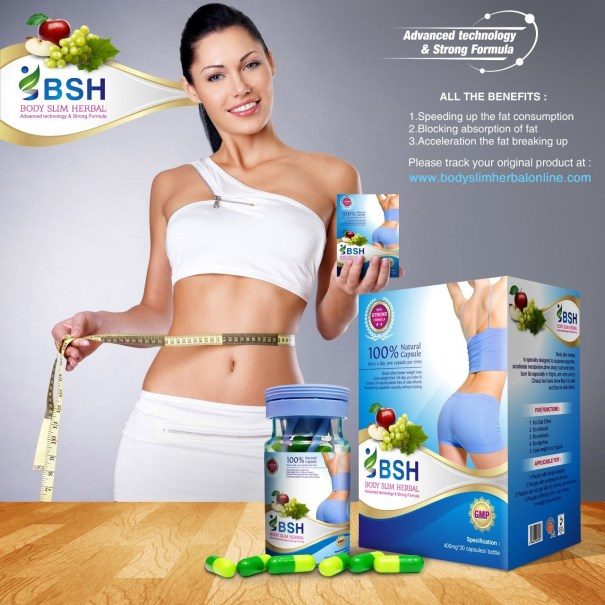 Body Slim Herbal New Pack