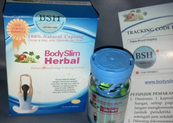 body slim herbal asli