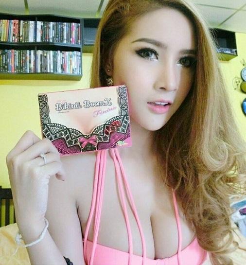 Bukti nyata Bikini Boomz Fiscina Original Thailand3
