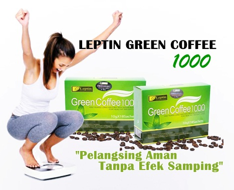 leptin green coffee
