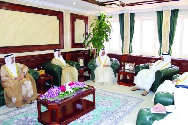 بعثة تجارية تبحث فرص الاستثمار مع قطر