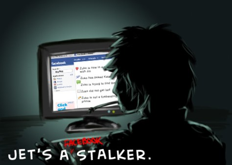 Jet  s a FACEBOOK stalker by SindeeDee Do and Dont in Facebook   Part 1