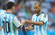 Mascherano and Messi set to face Uruguay in Copa America
