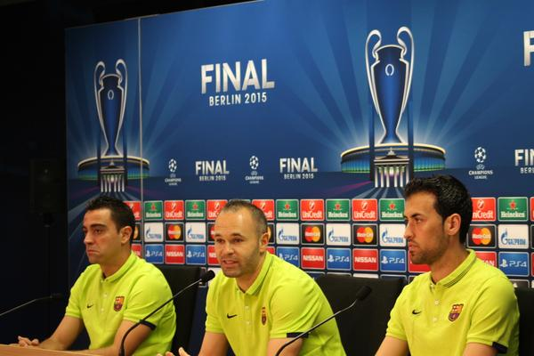 Rakitic, Iniesta, Xavi & Others